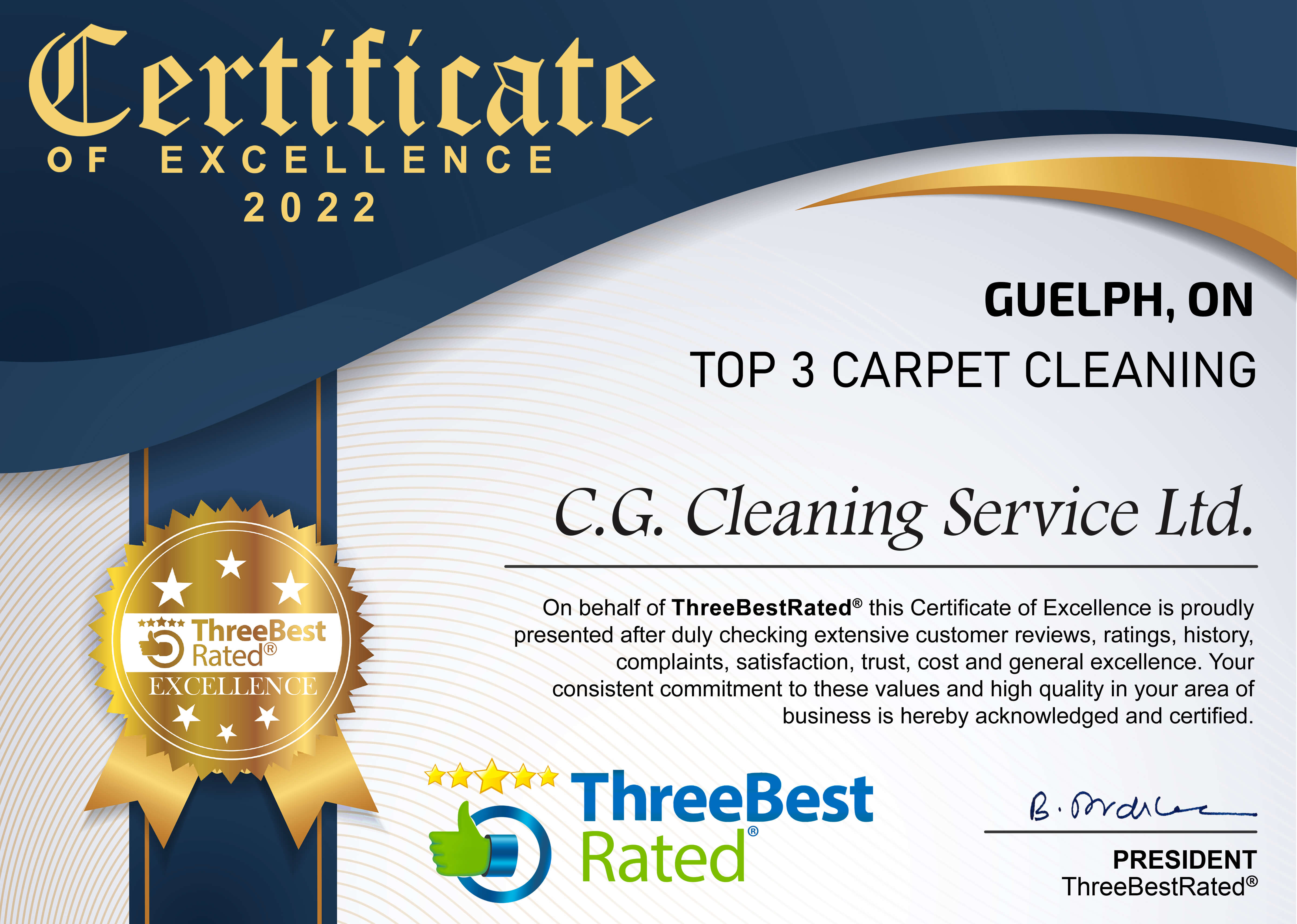 Best Carpet Cleaners in Guelph